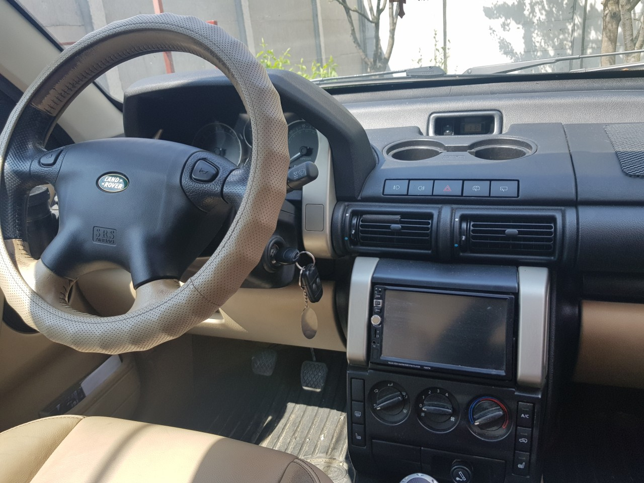 Land-Rover Freelander 2.0 TD4 2006
