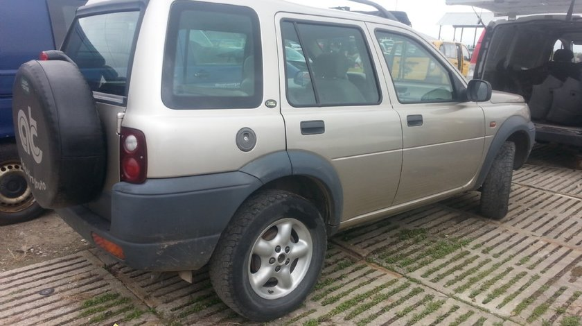 Land Rover Freelander 2 0d 2000