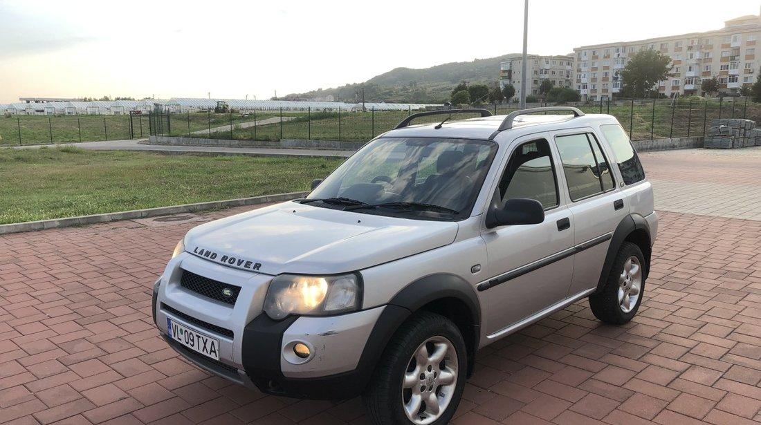 Land-Rover Freelander 2.0d 2006