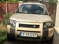 Land-Rover Freelander 2.0L CRTI 2004