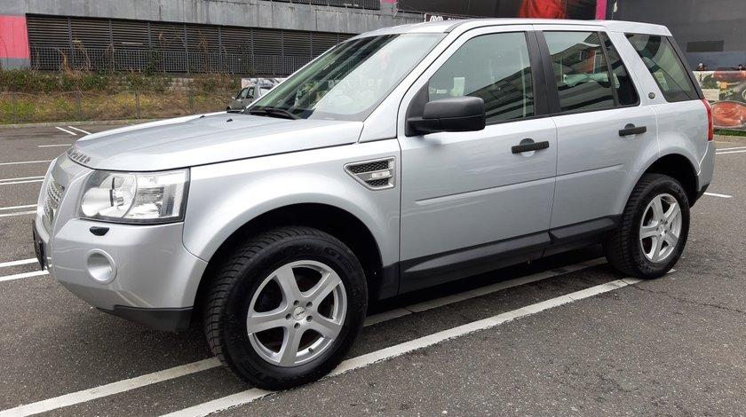 Land-Rover Freelander 2.2 diesel 2010