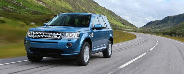 Land Rover Freelander 2 primeste un nou facelift