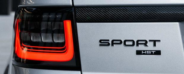 Land Rover lanseaza IN PREMIERA o asemenea masina. Soferul are la dispozitie 400 de cai putere