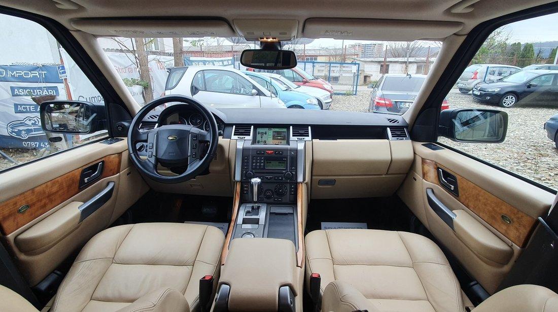 Land-Rover Range Rover Sport 2.7 TD 2006