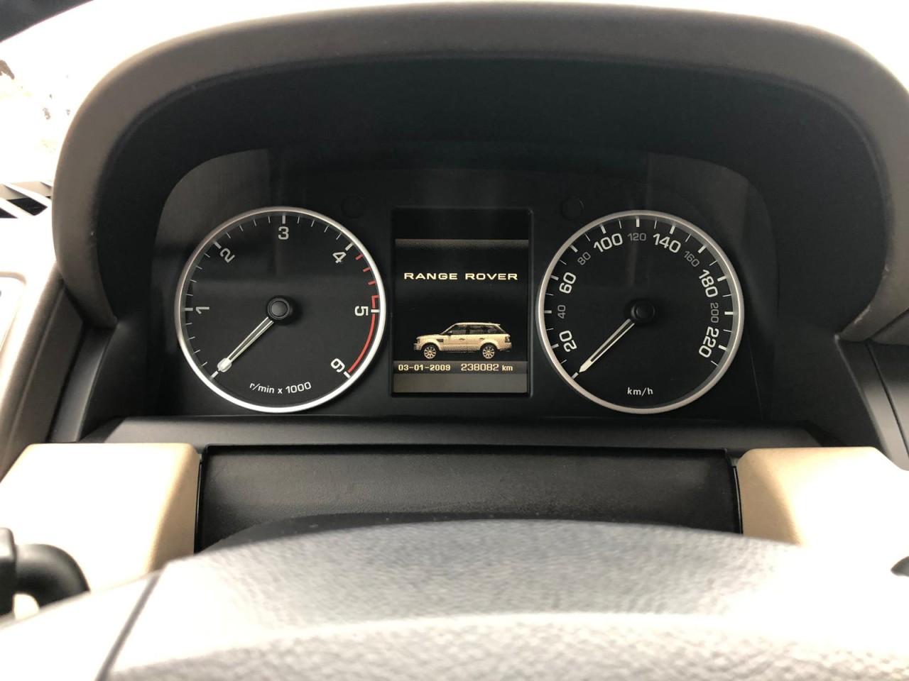 Land-Rover Range Rover Sport 3.0D 2011