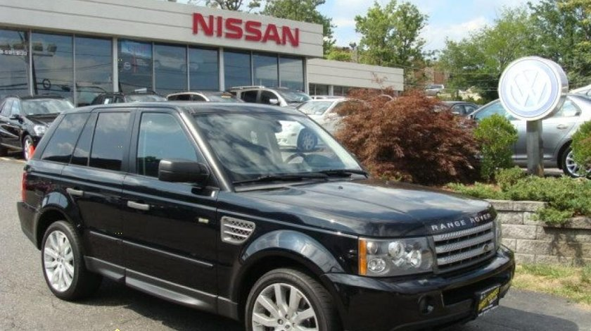 Land Rover Range Rover Sport 3 6 diesel fata completa