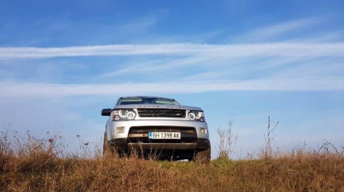 Land-Rover Range Rover Sport 3.6TD 2009