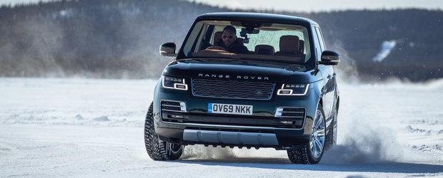 Land Rover sarbatoreste cu fast modelul Range Rover: in urma cu 5 decenii se nastea SUV-ul care a inovat acest segment