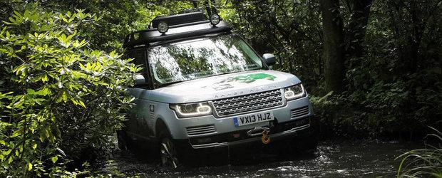 Land Rover vine la Frankfurt cu doi hibrizi
