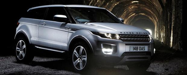 Land Rover vrea un SUV mai mic decat Evoque