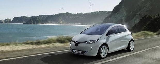 Lansarea lui Zoe, amanata de Renault