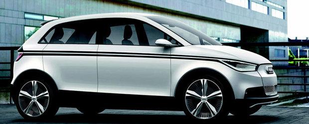 Lansarea succesorului Audi A2 a fost anulata