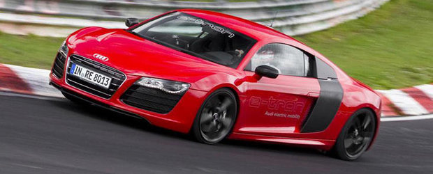 Lansarea viitorului Audi R8 e-tron a fost amanata