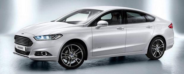 Lansarea viitorului Ford Mondeo a fost din nou amanata