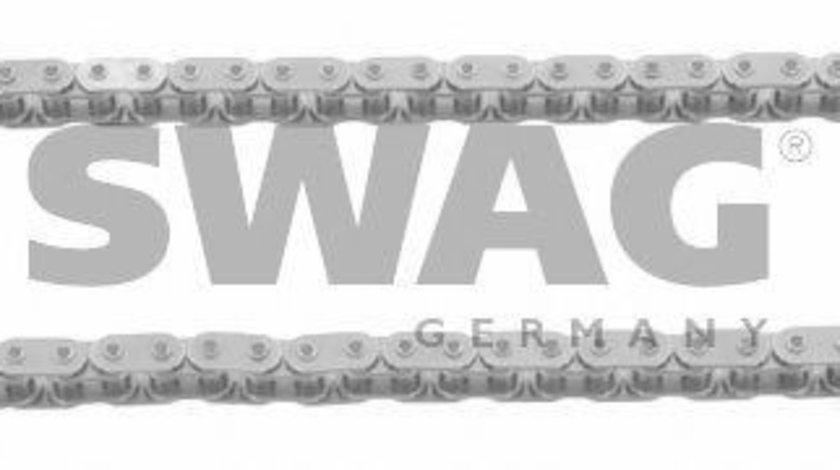Lant, angrenare pompa ulei MERCEDES B-CLASS (W245) (2005 - 2011) SWAG 99 11 0443 piesa NOUA