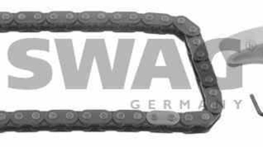 Lant angrenare pompa ulei VW GOLF VI Variant AJ5 SWAG 99 13 3754