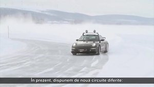 Laponia Ice Driving School