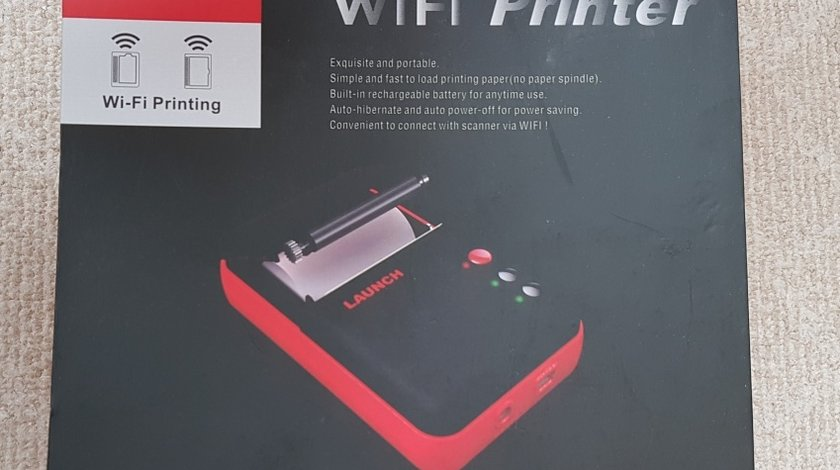 Launch Mini Wifi Printer pentru DIAGUN IV / x431 V / pro mini / x-431 V+ plus