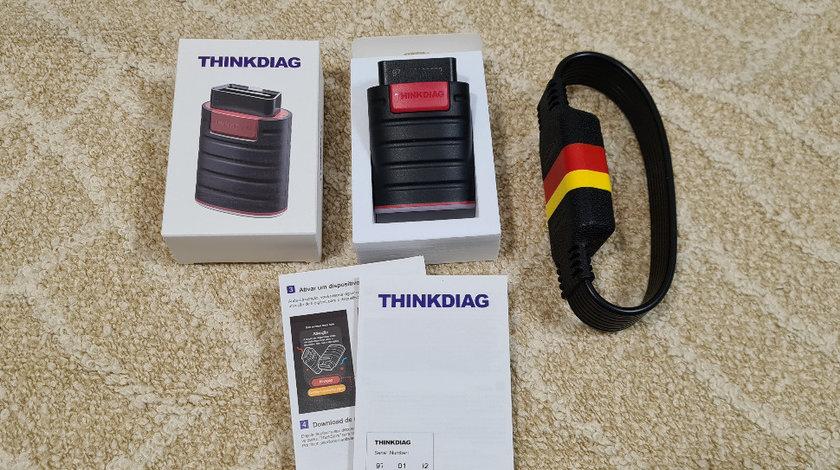 Launch Thinkdiag - Easydiag 4.0 - Activat Soft full Diagzone