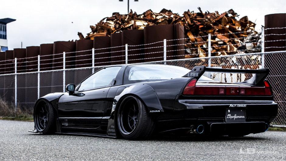 LB-Works Honda NSX