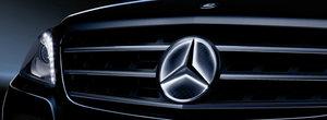 Le-a trebuit logo iluminat. Mercedes recheama in service peste 12.000 de masini GLE si GLS din cauza lui