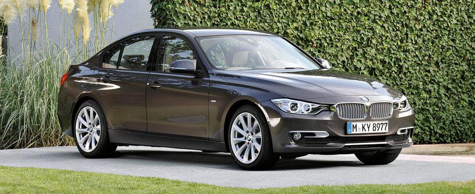 Le-a trecut glontul pe la ureche. Autoritatile germane confirma ca BMW 320d nu polueaza excesiv