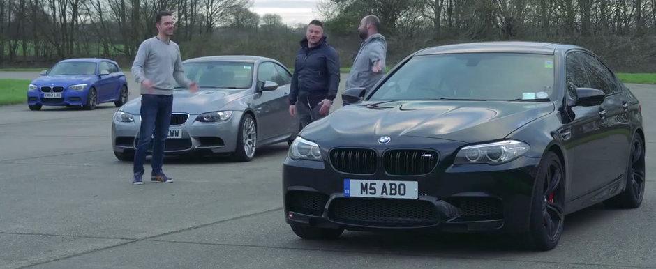 Le gasesti si la 30.000 de euro. Test cu trei BMW-uri M la mana a doua