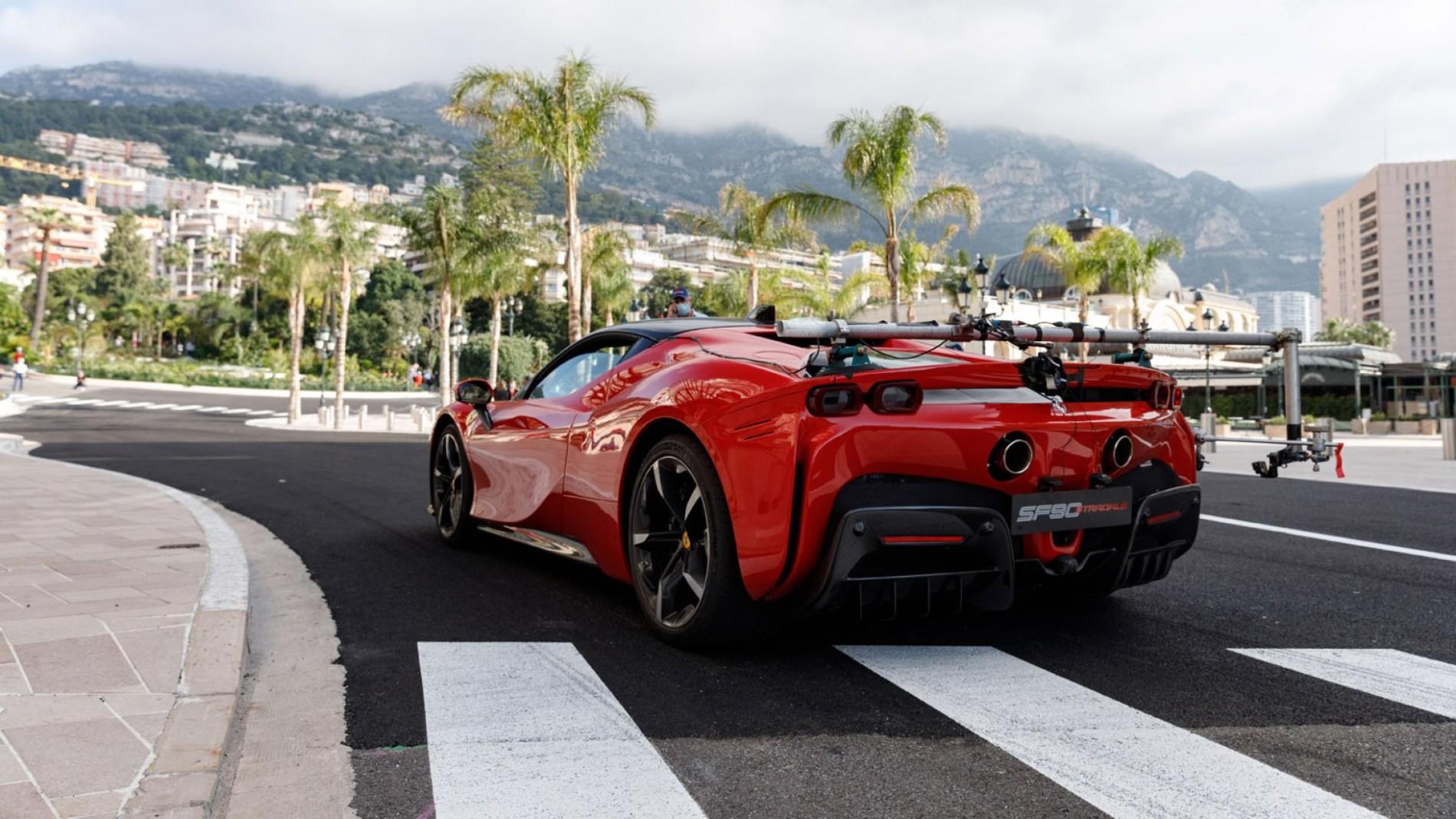 Le Grand Rendez-Vous cu Ferrari SF90 Stradale - Le Grand Rendez-Vous cu Ferrari SF90 Stradale