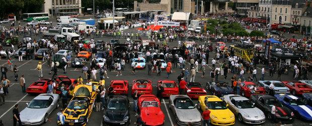 Le Mans 2014: maine are loc parada pilotilor cu masini de strada