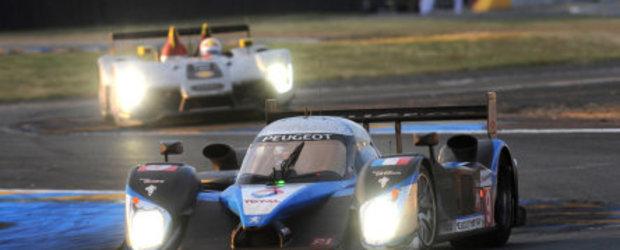 Le Mans: Peugeot - Castigator la Le Mans