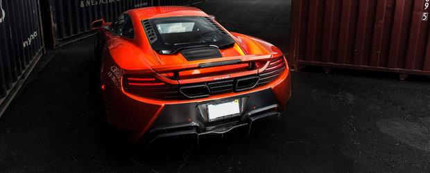 Lectie de tuning: Cum sa modifici corect un McLaren MP4-12C