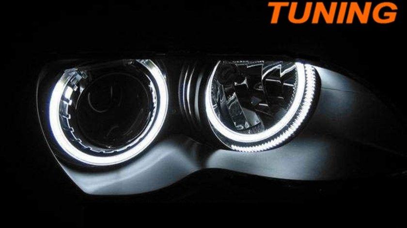 LED ANGEL EYES BMW E46 - 199 LEI