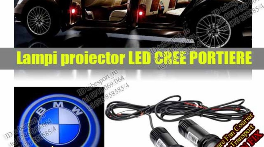 Led Laser LOGO Portiera BMW AUDI VW MERCEDES etc.