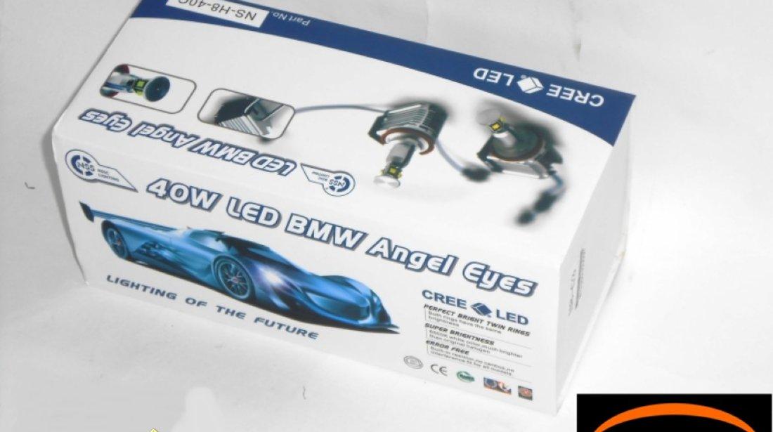 Led Marker angel eyes Bmw x6 - oferta 399 lei