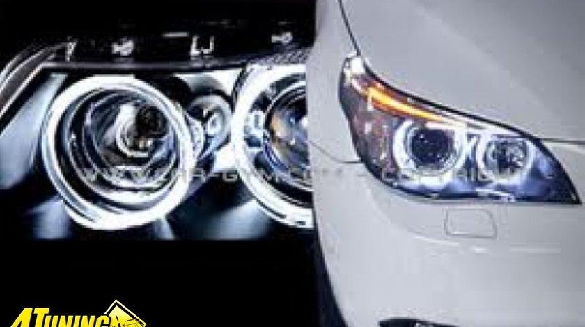 Led marker angel eyes pentru BMW e39 e60 prefacelift e63 e64 e65 e66 x5 seria 1 e61