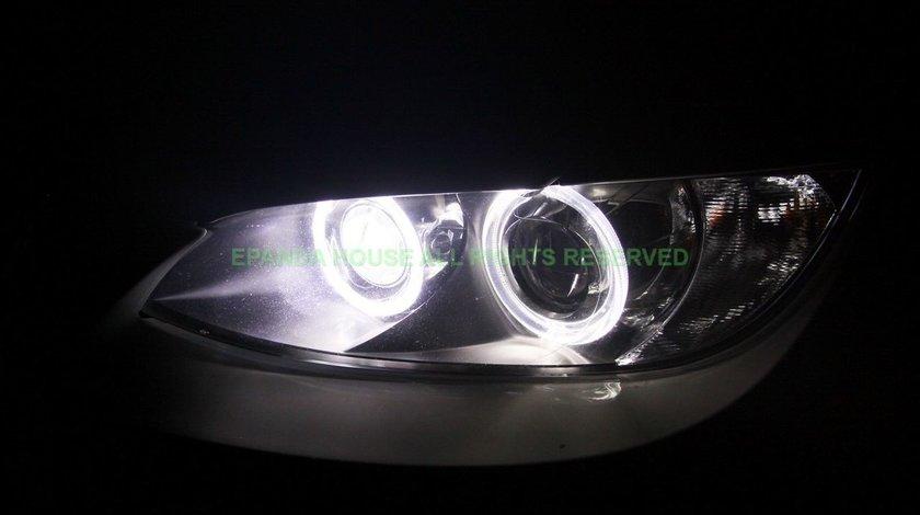 LED MARKER BMW E60 E70 X5 E71 X6 E82 E84 X1 E87 E90 E91 E92 E93 F01 H8 ANGEL EYES CEL MAI IEFTIN