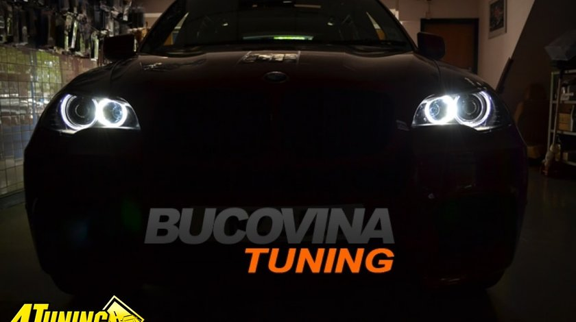 LED MARKER BMW X5 E70 - 120 WATTS