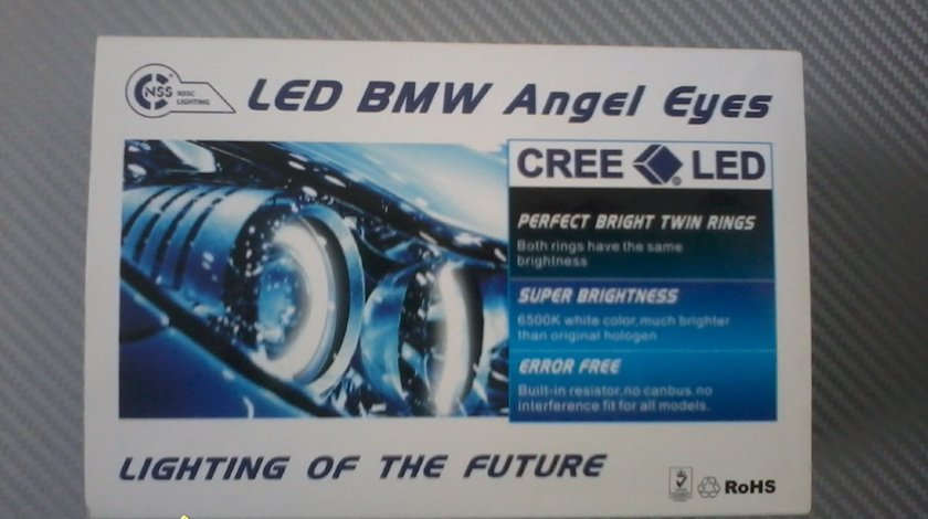 Led Marker H8 24w - Nssc Bmw E90, E91, E92 !