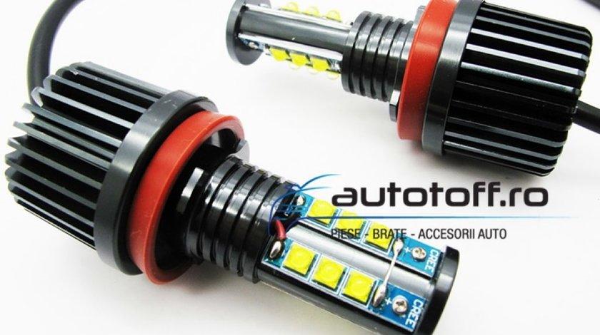 LED MARKER H8 de 120watts ! BMW E60, F10, F01, X5, X6, E90, E92, E91, E93, E84