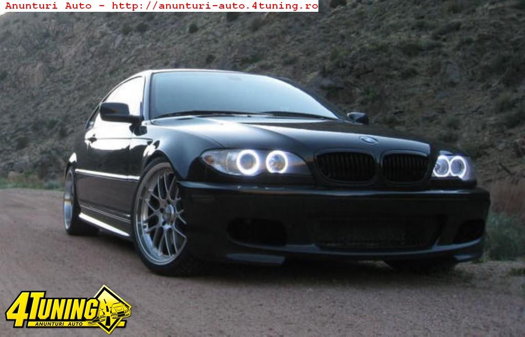 led smd angel eyes alb bmw e46 coupe facelift 2003 2006 185917. Black Bedroom Furniture Sets. Home Design Ideas