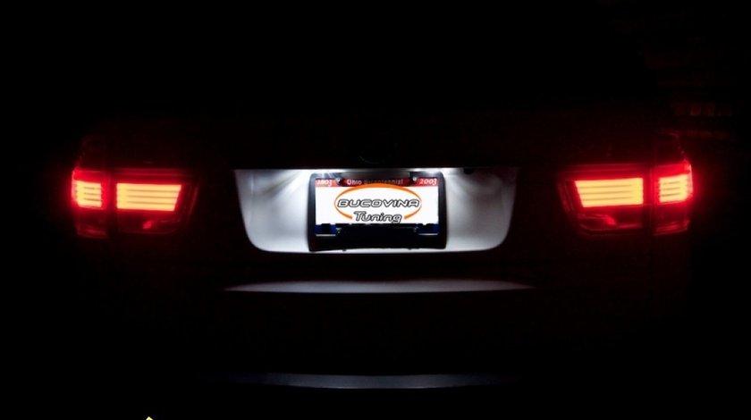 LEDURI NUMAR INMATRICULARE BMW X5 E70 OFERTA 79 LEI