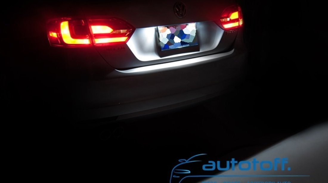 LEDURI pozitie numar VW Phaeton, Scirocco, New Beetle
