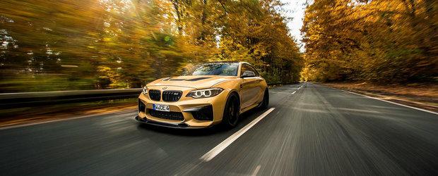 Legatura dintre acest BMW M2 si un Lamborghini Huracan