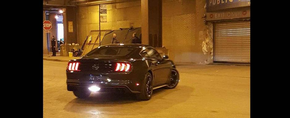 Legenda se intoarce. Ford confirma noul Mustang Bullit pentru Salonul Auto de la Detroit