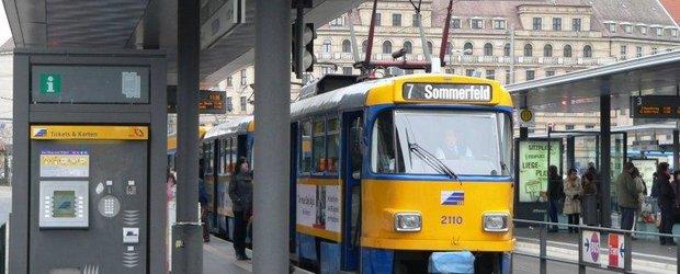 Leipzig: Transport public gratuit pentru soferii care renunta la masini