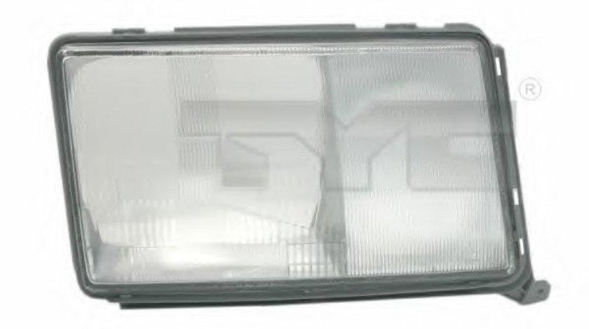 Lentila,far MERCEDES E-CLASS Cabriolet (A124) (1993 - 1998) TYC 20-3090-LA-2 piesa NOUA