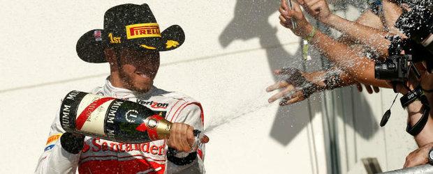 Lewis Hamilton castiga Marele Premiu al Statelor Unite la Formula 1