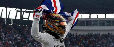 Lewis Hamilton este noul campion mondial din Formula 1. Cursa din Mexic a fost castigata de Verstappen