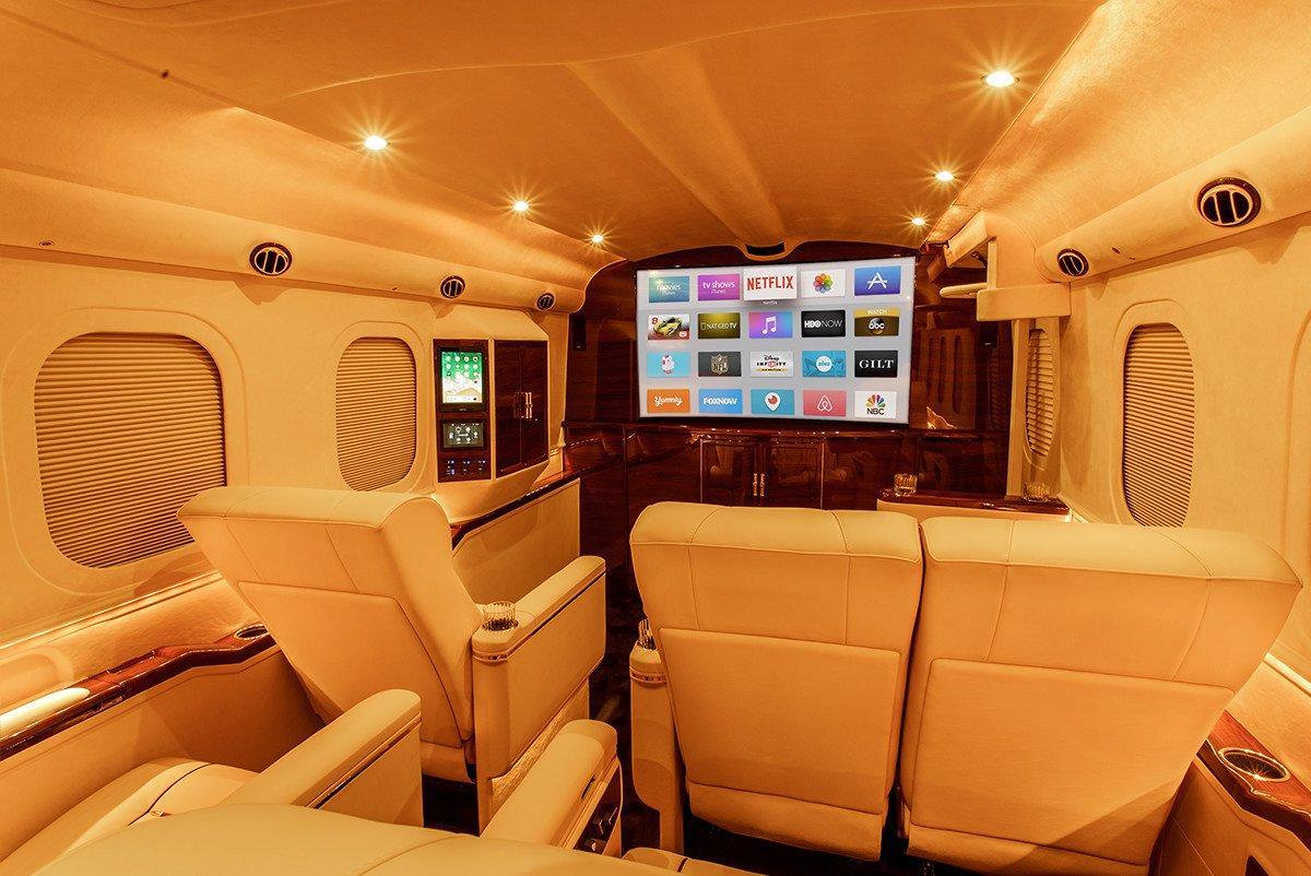 Lexani G-77 Sky Master - Lexani G-77 Sky Master