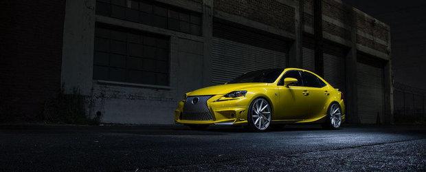 Lexus aduce la SEMA 2013 noua proiecte de tuning!